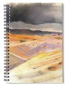 Ribera Del Duero In Spain 08 Spiral Notebook