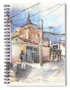 Ribera Del Duero In Spain 12 Spiral Notebook