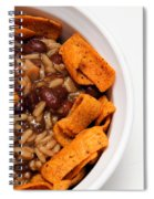 Rice And Beans With Chile Cheese Fritos Spiral Notebook