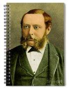 Richard A. Proctor, English Astronomer Spiral Notebook