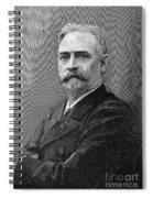 Richard Morris Hunt Spiral Notebook