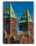 Richardson Building 3421 Spiral Notebook