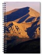 Richardson Mountains, Dempster Highway Spiral Notebook