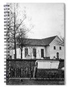 Richmond: Church, 1865 Spiral Notebook
