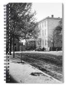 Richmond: Davis Home, 1865 Spiral Notebook