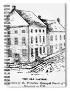 Richmond: First Capitol Spiral Notebook