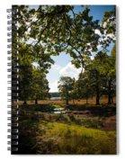 Richmond Park Spiral Notebook
