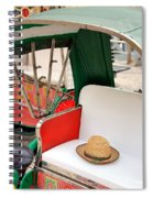 Rickshaw Spiral Notebook