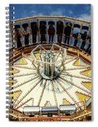 Ride At Fair Spiral Notebook