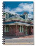Ridgway Depot 16744 Spiral Notebook