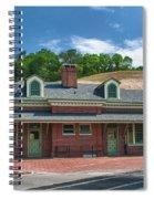 Ridgway Depot 16747 Spiral Notebook
