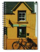 Ring Of Kerry, Co Kerry, Ireland Post Spiral Notebook