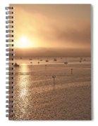 Ringling Bridge Morning Spiral Notebook