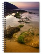 Rising Tides Spiral Notebook