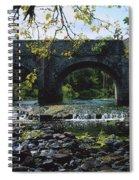 River Annalee, Ballyhaise, Co Cavan Spiral Notebook