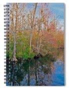 River Bend Spiral Notebook