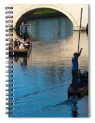 River Cam Traffic Spiral Notebook