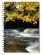 River Camcor Spiral Notebook
