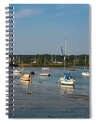 River Deben Estuary Spiral Notebook