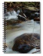 River Detail Spiral Notebook