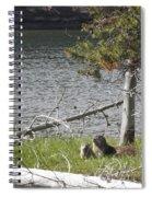River Otter Spiral Notebook