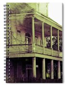River Road At New Roads La Spiral Notebook