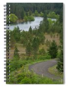 River Road Spiral Notebook