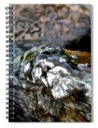 River Rock Spiral Notebook