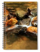 River Rocks Spiral Notebook