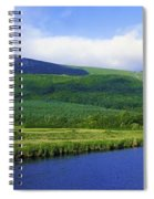 River Roe, Binevenagh, Co Derry Spiral Notebook