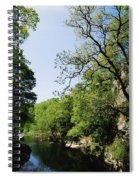 River Roe, Roe Valley, Limavady, Co Spiral Notebook