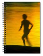 River Runner 1 Spiral Notebook