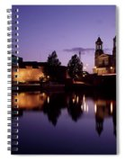 River Shannon, Athlone, County Spiral Notebook