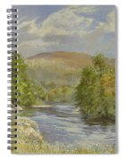 River Spey - Kinrara Spiral Notebook