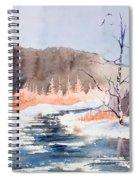 River Valley Spiral Notebook