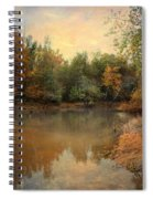 Riverbank 2 Spiral Notebook