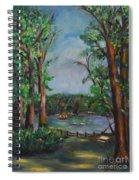 Riverbend Park Spiral Notebook