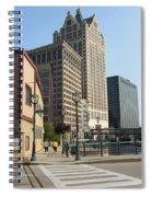 Riverwalk Crossing Spiral Notebook