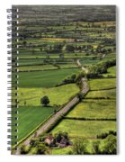 Road Of Thousand Dreams Spiral Notebook
