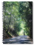Road To Apple Hill Spiral Notebook