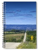 Road To The Valley Spiral Notebook