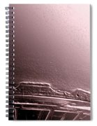 Roads To The Mesas Spiral Notebook
