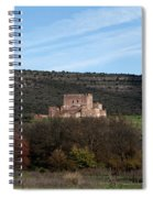 Roadside Castle Spiral Notebook