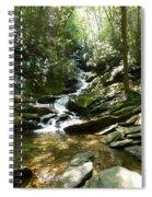 Roaring Creek Falls - II Spiral Notebook