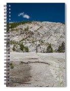 Roaring Mountain Panorama Spiral Notebook