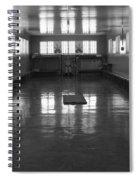 Robben Prison 01 Spiral Notebook