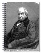 Robert Brown (1773-1858) Spiral Notebook