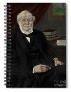 Robert Bunsen, German Chemist Spiral Notebook