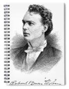 Robert Burns Wilson Spiral Notebook
