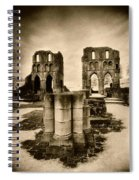 Roche Abbey Spiral Notebook